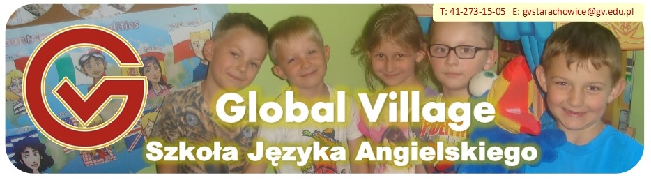 Global Village Starachowice - English language school